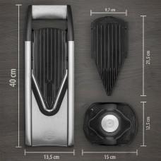 Răzătoarea Borner V6 inox